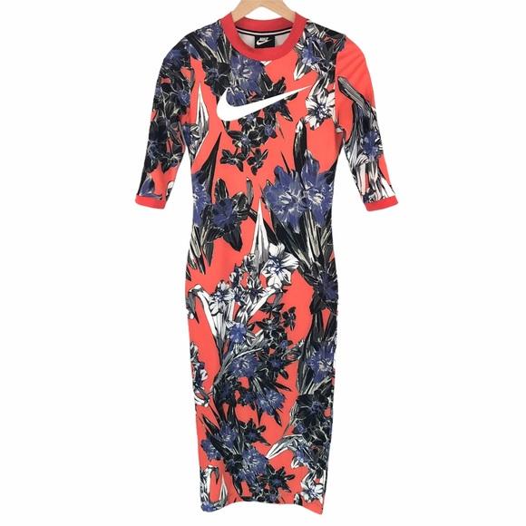 Nike Hyper Femme Floral Dress 861648-038